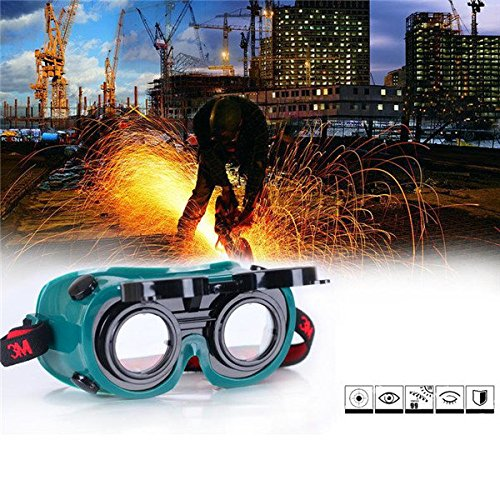 Bargain World Gafas de estaño gafas protectoras cobre de seguridad soldador trabajo de soldadura 10197 anti-impacto: Amazon.es: Electrónica