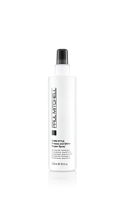 Paul Mitchell - Firm Style Freeze And Shine Super Spray - Linea Firm Style  - 250ml fba766ec79cf