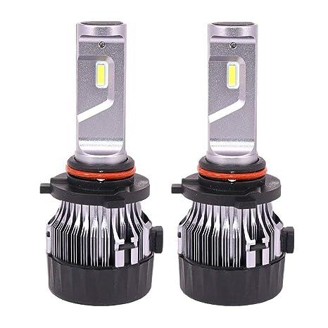 9005 HB3 H10 Led Bombilla para Coche Faro Delantero 10000LM 60W 6500K con CREE Chips Diesel