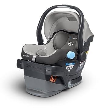 Amazon.com : UPPAbaby MESA Infant Car Seat, Pascal (Grey) : Baby
