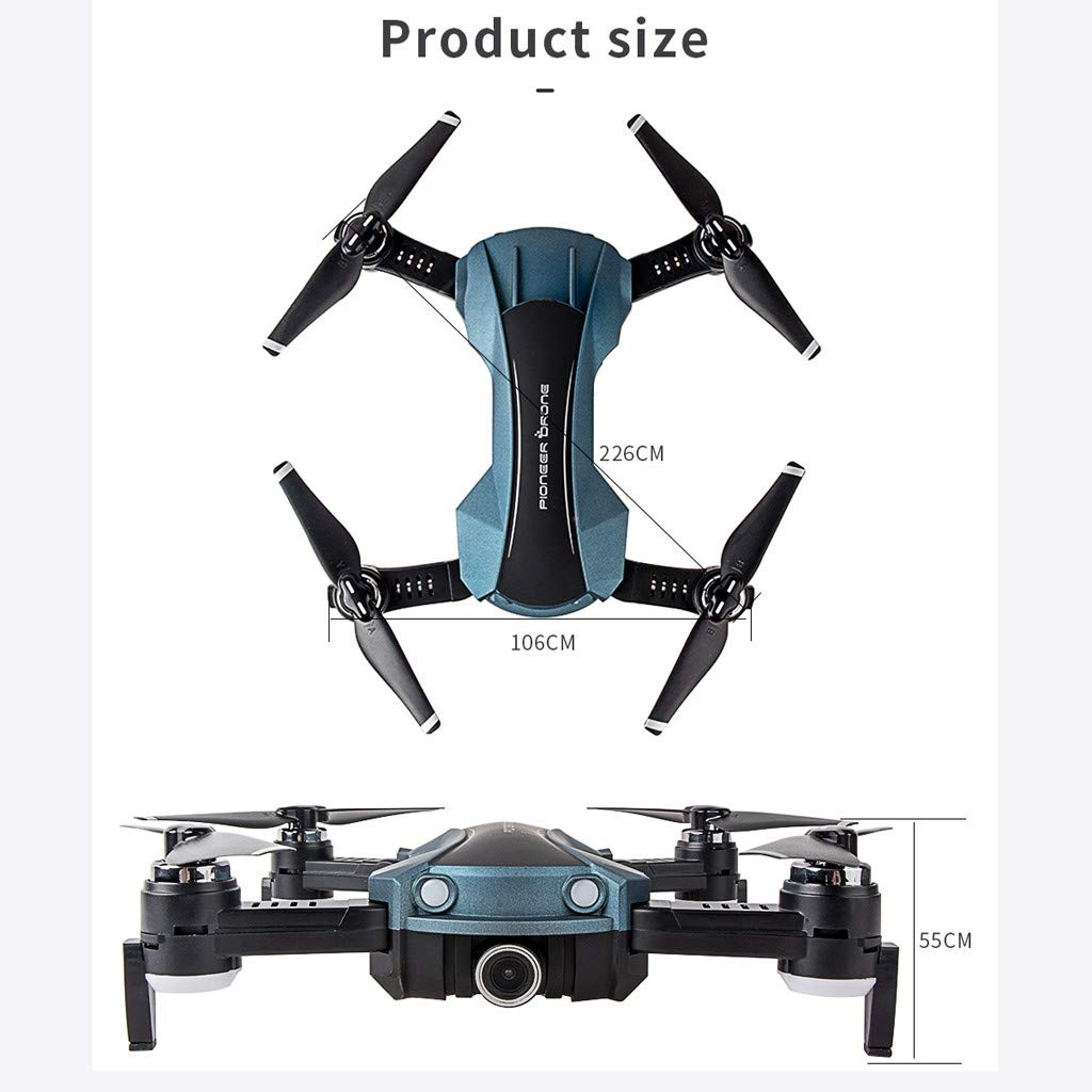 Fcostume - Dron cuadricóptero teledirigido con Ajuste de Corriente ...