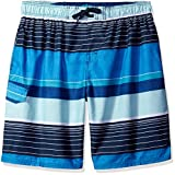 Kanu Surf Men's Barracuda Swim Trunks (Regular & Extended Sizes), Viper Navy, 4X
