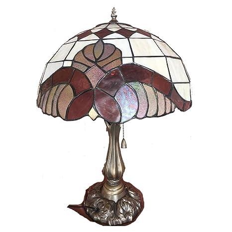 Hecho a mano de estar lámpara de escritorio, lámpara de mesa for ...