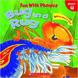 Amazon.com: Fun With Phonics: Bug In A Rug (9780439025508): Sue Graves, Jan  Smith: Books