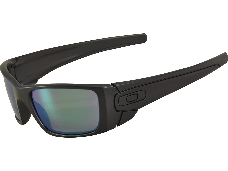 Oakley Fuel Cell Polarized >> Amazon Com Oakley Si Fuel Cell Polarized Sunglasses Matte