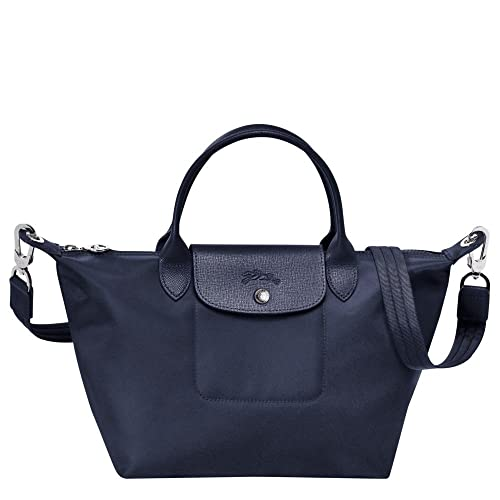 Longchamp Le Pliage Neo Small Handbag (Navy): Amazon.co.uk