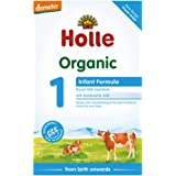 Holle Organic Infant Formula 1 Baby Milk, 400g