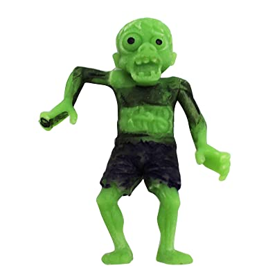 Blue Shorts Water Expanding Zombie - By Ganz: Toys & Games