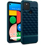 Caseology Parallax for Google Pixel 4a 5G Case (2020) - Aqua Green
