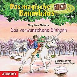 Das verwunschene Einhorn (Das magische Baumhaus 34)