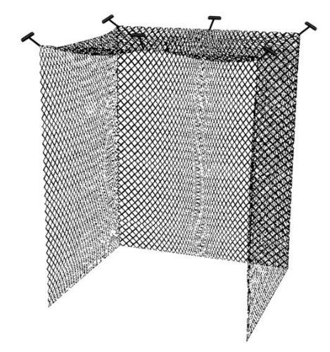 Cimarron Sports Training Aids 10x14x12 Golf Net ()