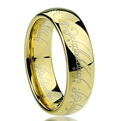 comfort com fit stainless forevergifts steel personalized rings