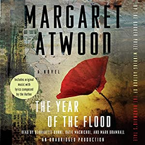The Year of the Flood Hörbuch