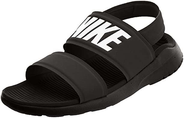 Nike Women's Tanjun Sandal Black: Amazon.fr: Chaussures et Sacs