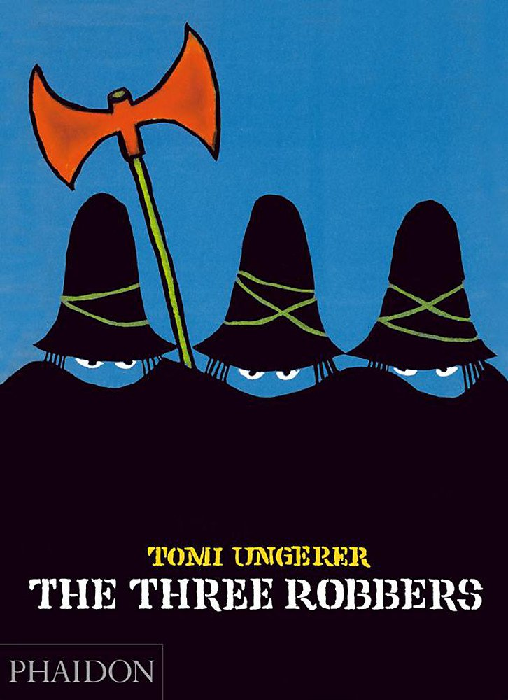 Download The Three Robbers pdf