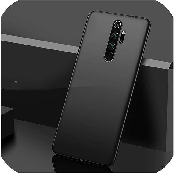 Amazon Com For Xiaomi Redmi Note 8 Case Redmi Note 8 Pro Silicone Carbon Fiber Shockproof Cover Phone Cases Global Xiomi Redmi Note8 Cases For Redmi Note 8 Matte Tpu Black Electronics