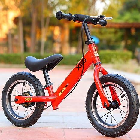 1-1 Bicicletas sin Pedales para niños, Neumáticos inflables Sin ...