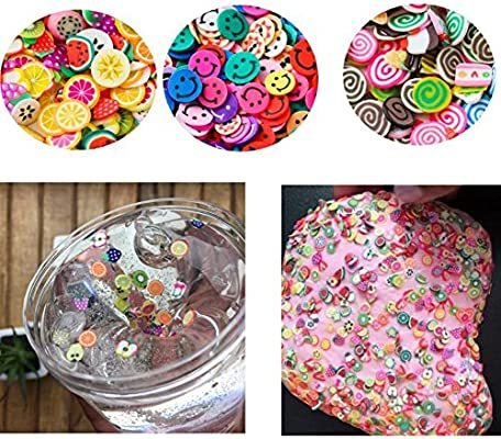 waroomss 52 Pack Kit Slime Fournitures Kit, Slime Supplies Kit ...