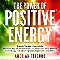 The Power of Positive Energy: Powerful Thinking, Powerful Life Audiobook by Andrian Teodoro Narrated by Jason Leikam