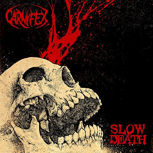 Carnifex-Slow Death-REPACK-CD-FLAC-2016-FORSAKEN Download