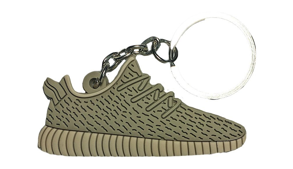 ccc002b41 Amazon.com  Oxford Tan yeezy Shoe Sneaker Keychain  Sports   Outdoors