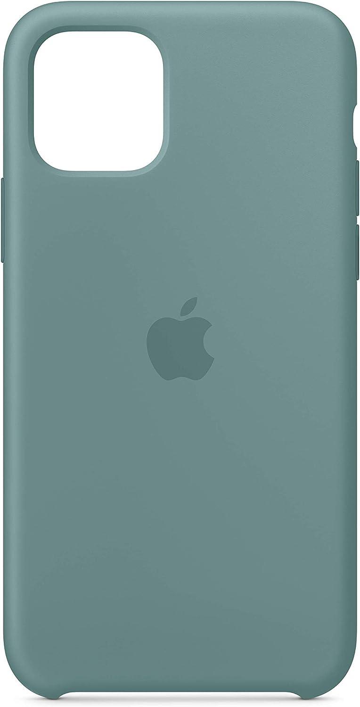 Amazon.com: Apple Silicone Case (for iPhone 11 Pro) - Cactus