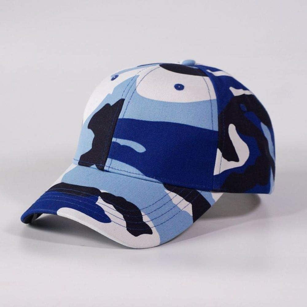 woyaochudan Sombrero de Camuflaje de fábrica Gorra de algodón de Primavera y Verano Gorra de béisbol Hombres y Mujeres Sombrero para el Sol 3 Ajustable: Amazon.es: Hogar