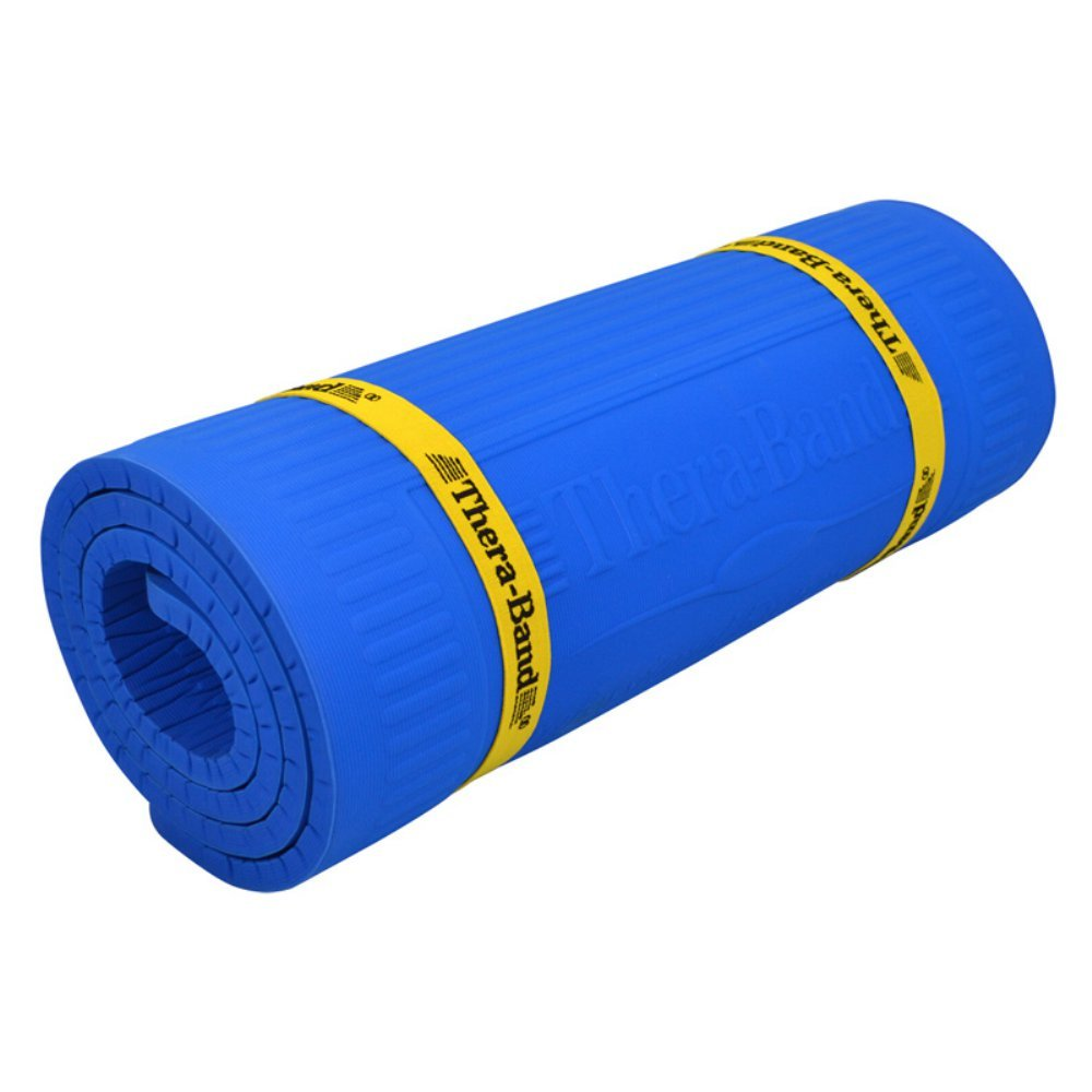 Thera-Band Mat, 24 x 75 x 0.6, Blue