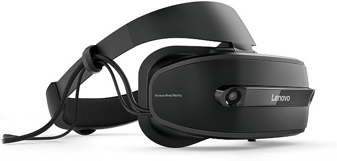 Lenovo Explorer - Gafas de realidad virtual con controladores de ...