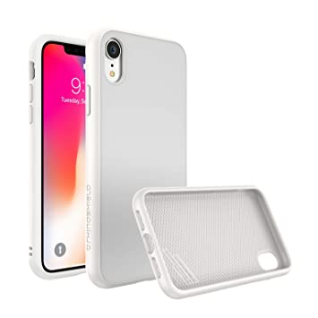coque iphone xr rhinoshield bleu