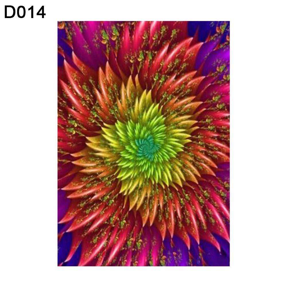 Taiguang Persian Flower Full Drill Resin Diamond Painting Wall Art Decor DIY Cross Stitch Kits