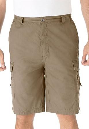 545b9432c9f KingSize Men s Big   Tall Canyon Cargo Shorts