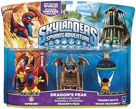 Skylanders Spyros Adventure: Adventure Pack - Dragons Peak ...