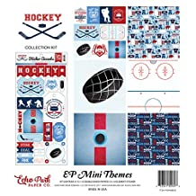 Echo Park Paper Company SW8805 Hockey Collection Kit