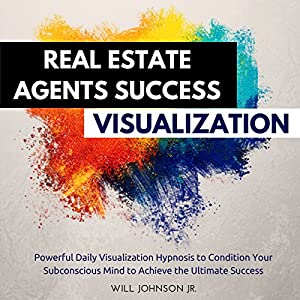 Real Estate Agents Success Visualization Audiobook