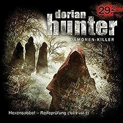 Hexensabbat - Reifeprüfung (Dorian Hunter 29.2)