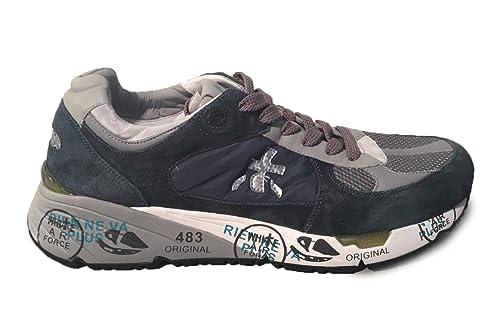 Mick1430e premiata sneaker ghiaccio 42 uomo amazon shoes