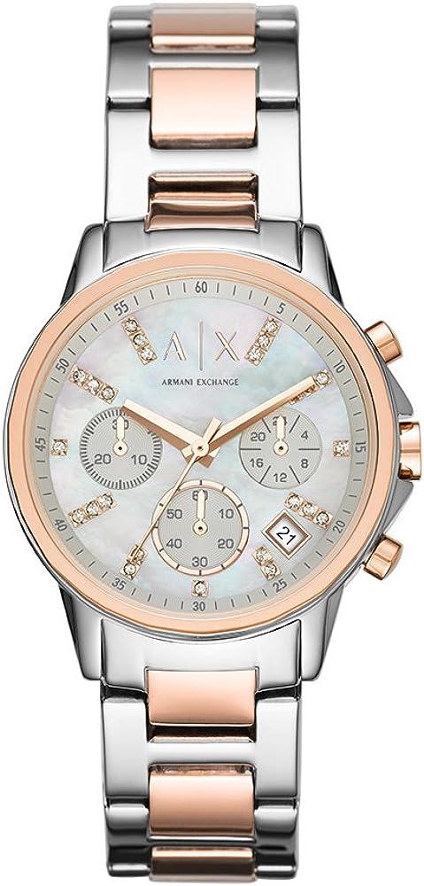 Armani Exchange - Reloj para mujer