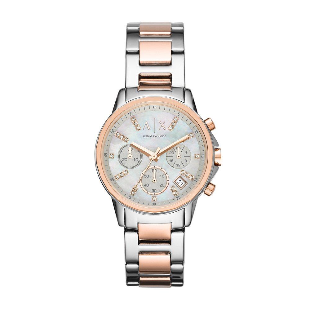 Armani Exchange Ladies Dress Stainless Steel Watch