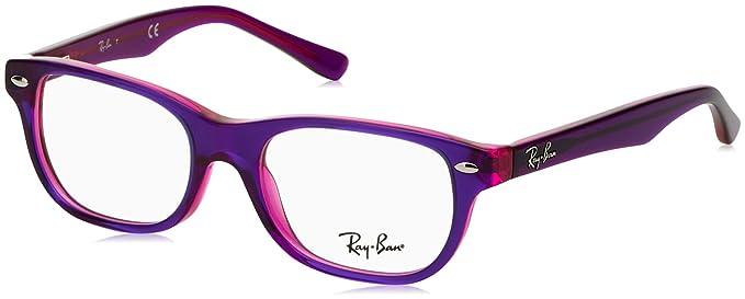 b64ba578b9 Amazon.com  Ray-Ban Junior Vista 0RY1555-3666-46mm  Clothing
