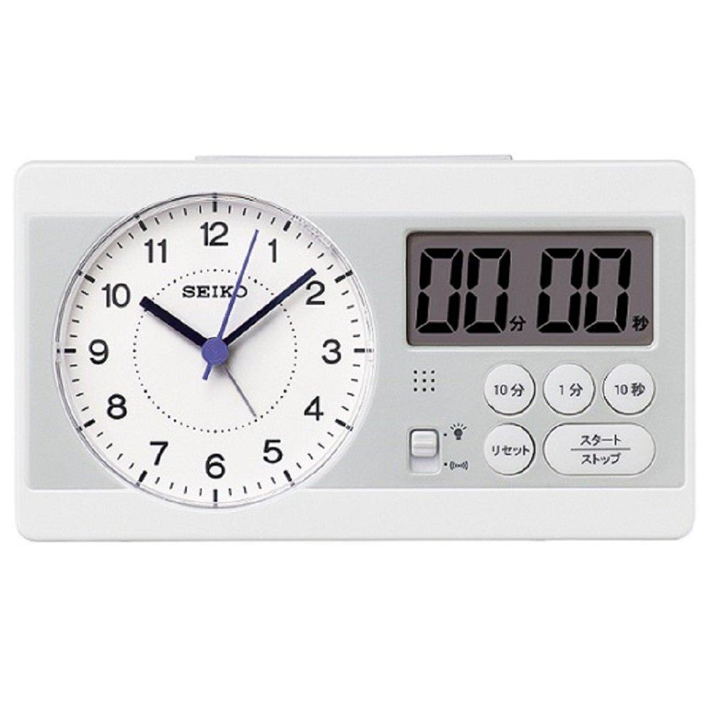 セイコークロック 学習用時計 STUDYTIME KR893W