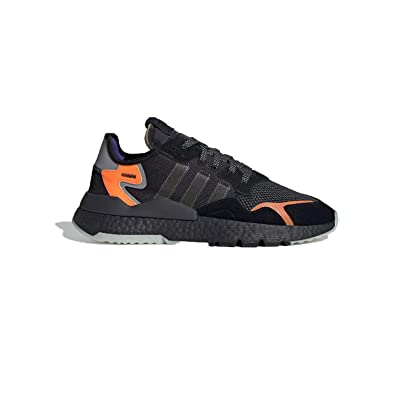 f319387531010 adidas Nite Jogger Mens in Core Black Carbon