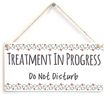 Tratamiento en curso no molestar - funcional no molestar ...