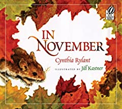 In November, the air grows cold and the earth and all of its creatures prepare for winter. Animals seek food and shelter. And people gather together to celebrate their blessings with family and friends. Cynthia Rylant's lyrical languag...