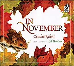 Image result for in november book