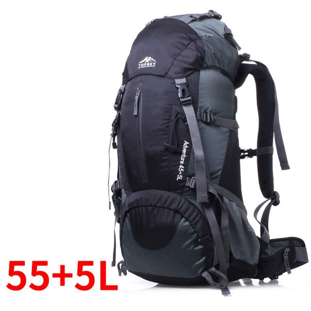 ZTFay Outdoor Outdoor-Sporttasche mit großer Kapazität 60l Outdoor-Tasche, wasserdicht