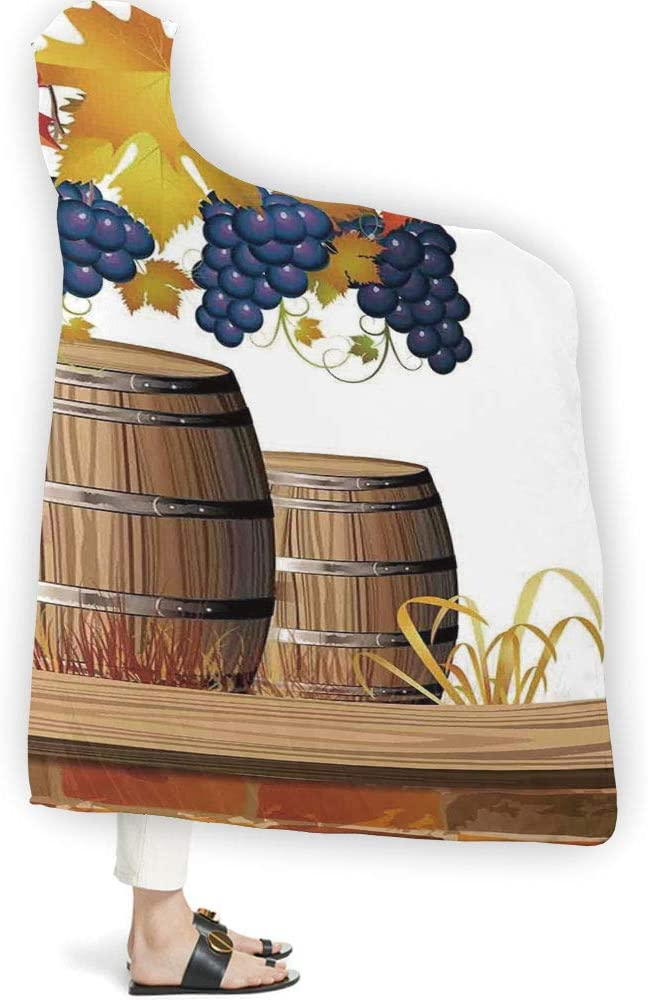 JKU Corona 80x60 negro Manta de forro polar extra suave y ligera para sof/á cama