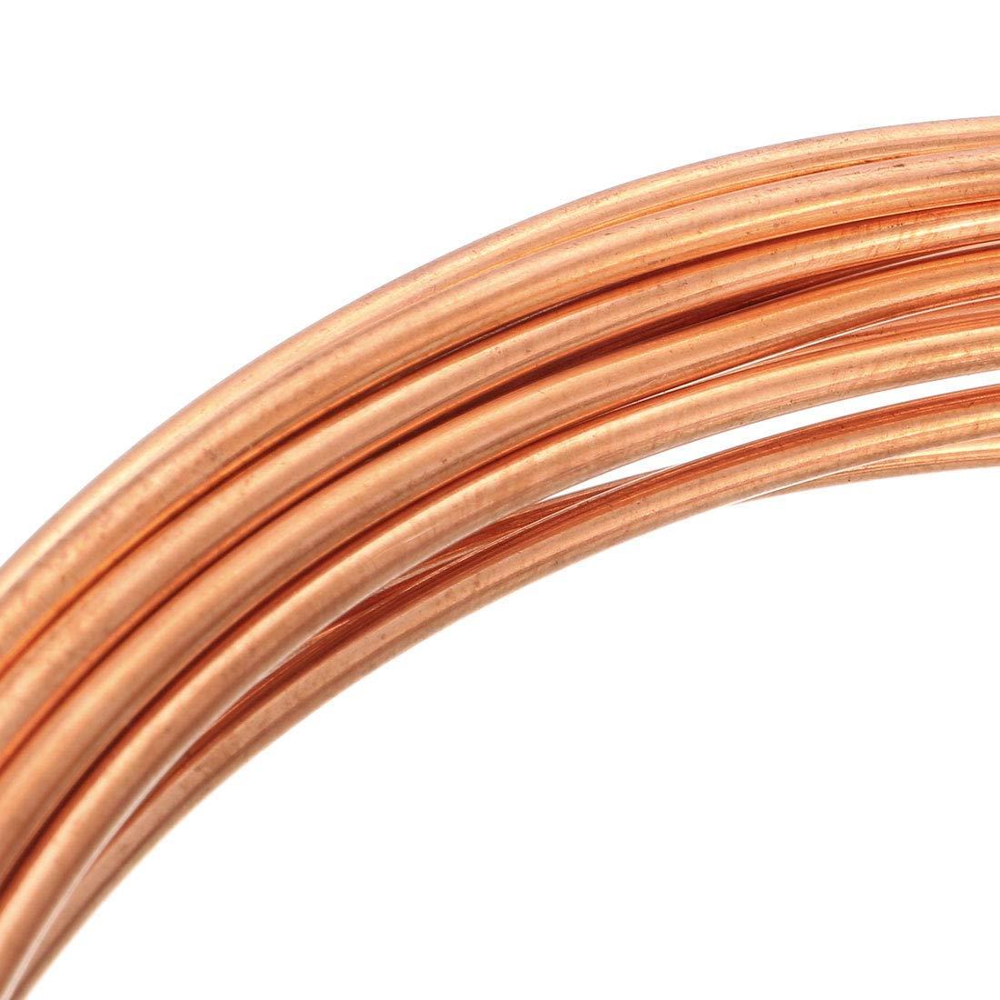 Cooling Tube Soft Coil Copper Tube 5//32Outer Diameter x 1//8 Inner Diameter x 9.8 feet