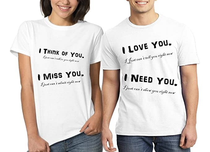 Caca Anp Feeling Love 05 Quotes Tshirt Amazonin Clothing