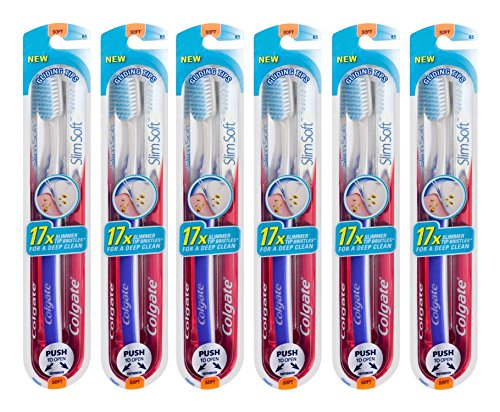 Colgate Extra Soft Toothbrush - 8
